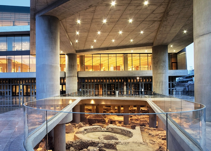 The Acropolis Museum, Athens (part)